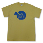 WOPP Shirt Blue Ink - $10.00 XXL $12