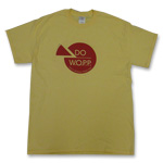 WOPP Shirt Red Ink - $10.00 XXL $12